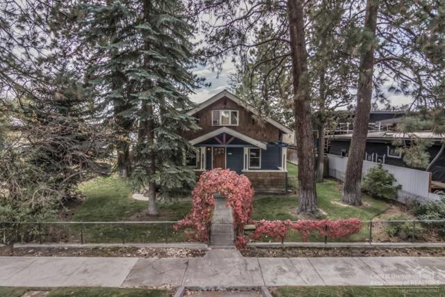 1057 NW Albany Avenue, Bend, OR 97703 (MLS #201810086) :: Windermere Central Oregon Real Estate