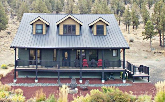 70090 Mckenzie Canyon Road, Sisters, OR 97759 (MLS #201810134) :: Fred Real Estate Group of Central Oregon
