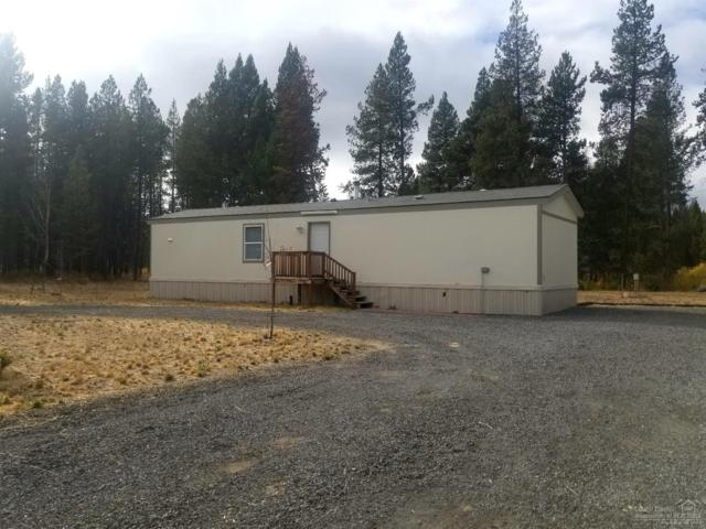 141560 Hwy 97 N, Gilchrist, OR 97737 (MLS #201810229) :: Pam Mayo-Phillips & Brook Havens with Cascade Sotheby's International Realty