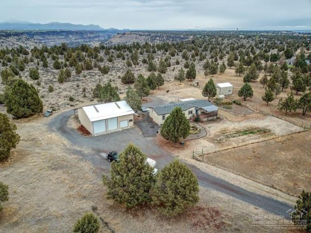 11083 SW Peninsula Drive, Terrebonne, OR 97760 (MLS #201810253) :: Team Birtola | High Desert Realty