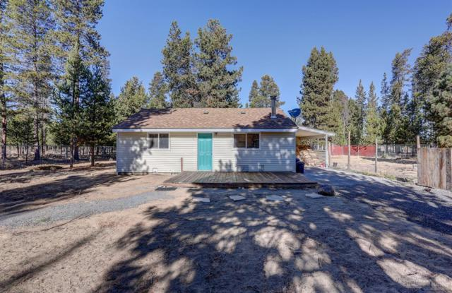 17390 Wells Road, Bend, OR 97707 (MLS #201810455) :: Windermere Central Oregon Real Estate