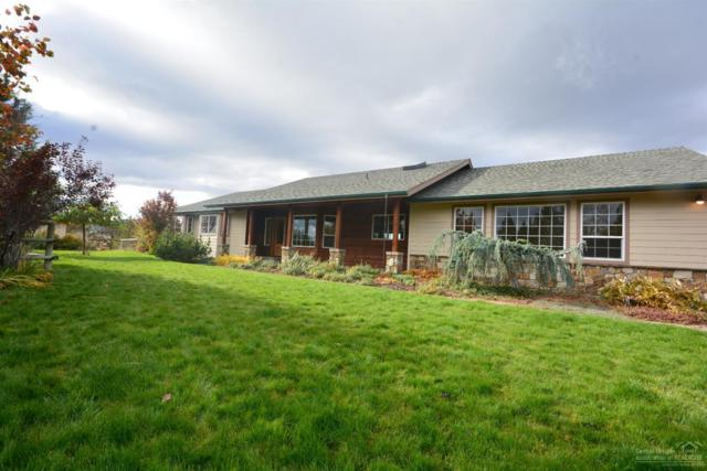 10402 SW Fleming Road, Powell Butte, OR 97753 (MLS #201810463) :: Fred Real Estate Group of Central Oregon