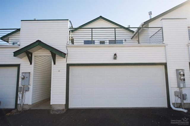 438 NW 19th Street #47, Redmond, OR 97756 (MLS #201810464) :: Fred Real Estate Group of Central Oregon