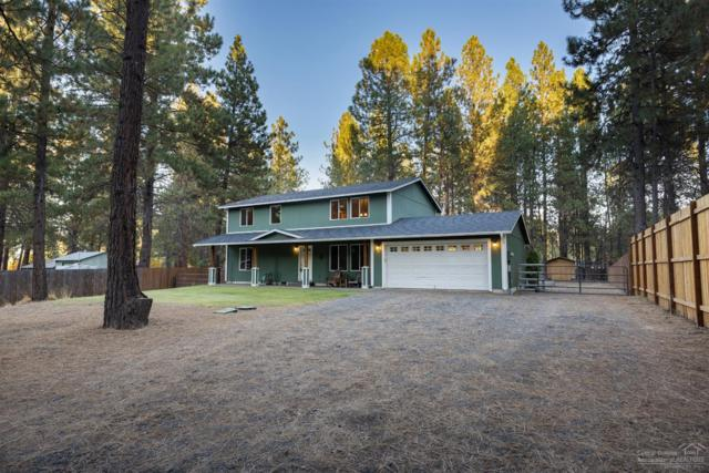 19262 Shoshone Road, Bend, OR 97702 (MLS #201810477) :: Stellar Realty Northwest