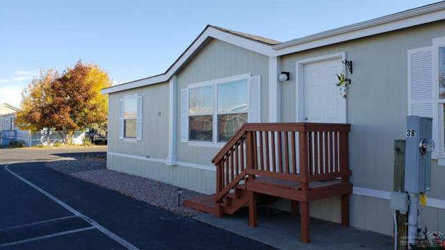 1201 SW 28th Street #38, Redmond, OR 97756 (MLS #201810514) :: The Ladd Group