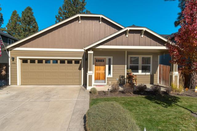 1610 W Carson Avenue, Sisters, OR 97759 (MLS #201810518) :: Windermere Central Oregon Real Estate