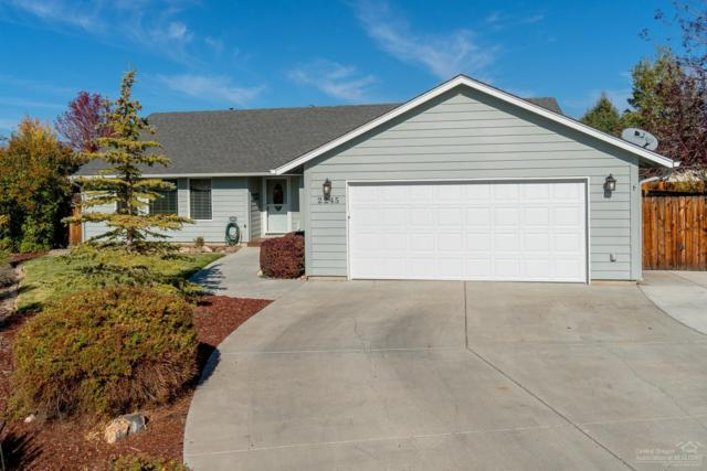 2245 NW Nickernut Court, Redmond, OR 97756 (MLS #201810524) :: The Ladd Group