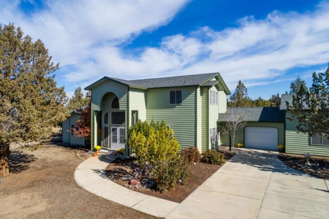7615 SW Salmon Avenue, Redmond, OR 97756 (MLS #201810530) :: Fred Real Estate Group of Central Oregon