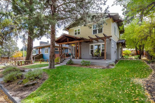 1415 NW Lexington Avenue, Bend, OR 97703 (MLS #201810676) :: Windermere Central Oregon Real Estate