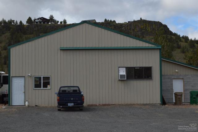 13850 SW Commercial Loop, Terrebonne, OR 97760 (MLS #201810759) :: Fred Real Estate Group of Central Oregon