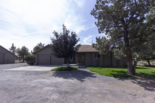 15620 SW Twin Lakes Road, Powell Butte, OR 97753 (MLS #201810790) :: Team Birtola | High Desert Realty
