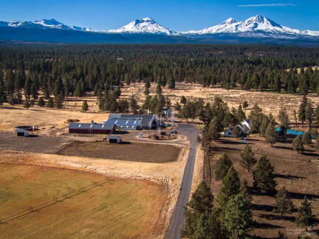 67717 Cloverdale Road, Sisters, OR 97759 (MLS #201810915) :: Fred Real Estate Group of Central Oregon