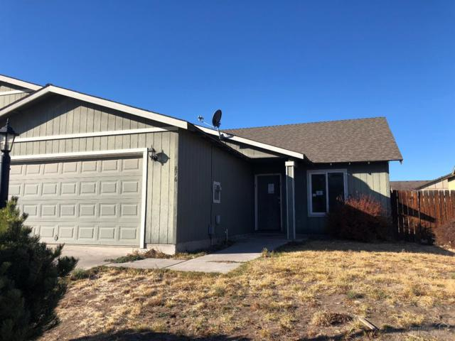 876 SE Maliah Avenue, Madras, OR 97741 (MLS #201810960) :: Fred Real Estate Group of Central Oregon