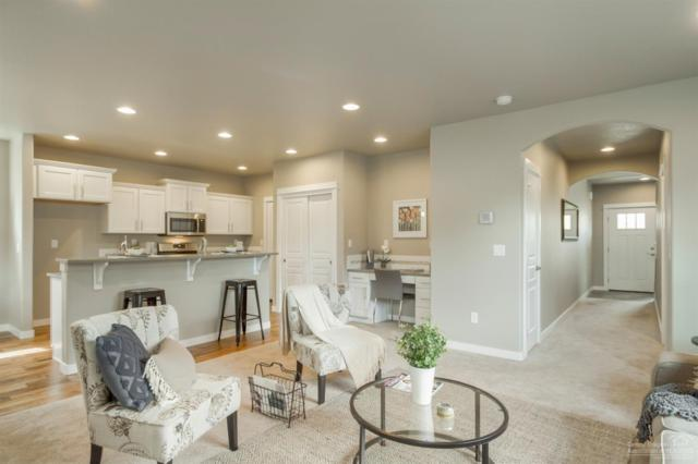 16 NE Quiet Canyon Drive, Bend, OR 97701 (MLS #201811021) :: Pam Mayo-Phillips & Brook Havens with Cascade Sotheby's International Realty