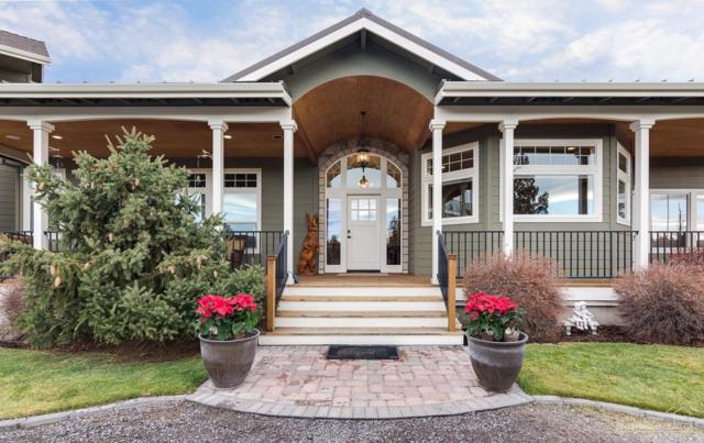 18021 SW Mccafferty, Powell Butte, OR 97753 (MLS #201811047) :: Pam Mayo-Phillips & Brook Havens with Cascade Sotheby's International Realty