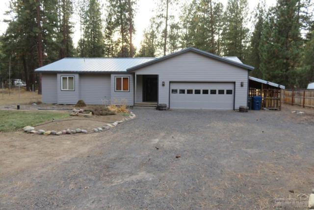 60281 Pawnee Lane, Bend, OR 97702 (MLS #201811075) :: Team Birtola | High Desert Realty