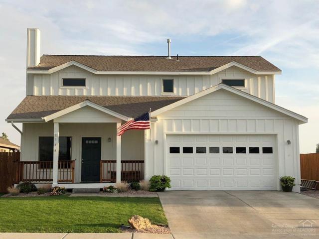 2144 NW Larchleaf Lane, Redmond, OR 97756 (MLS #201811103) :: Fred Real Estate Group of Central Oregon
