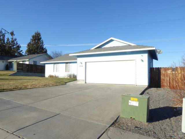 1016 SW Kenwood Drive, Madras, OR 97741 (MLS #201811210) :: The Ladd Group