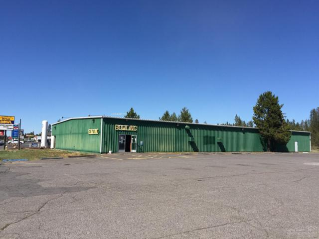 52510 Highway 97, La Pine, OR 97739 (MLS #201811343) :: The Ladd Group