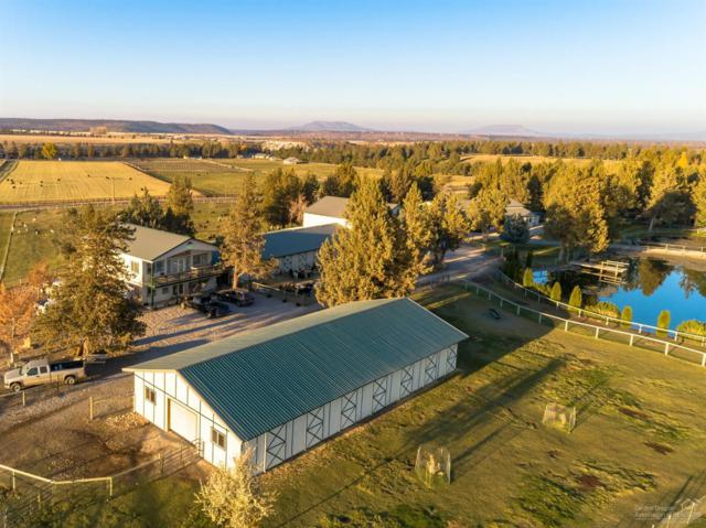 70397 Buckhorn Road, Terrebonne, OR 97760 (MLS #201811356) :: Central Oregon Home Pros
