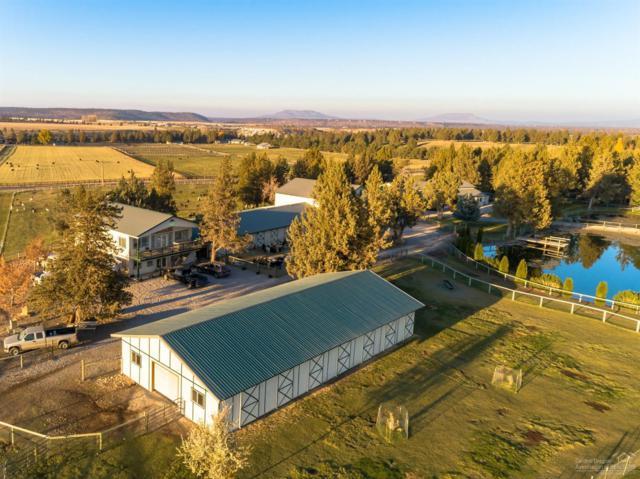 70397 Buckhorn Road, Terrebonne, OR 97760 (MLS #201811356) :: Windermere Central Oregon Real Estate