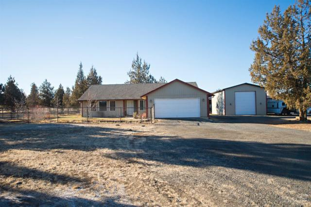 13714 SW Chipmunk Drive, Crooked River, OR 97760 (MLS #201811425) :: Central Oregon Home Pros
