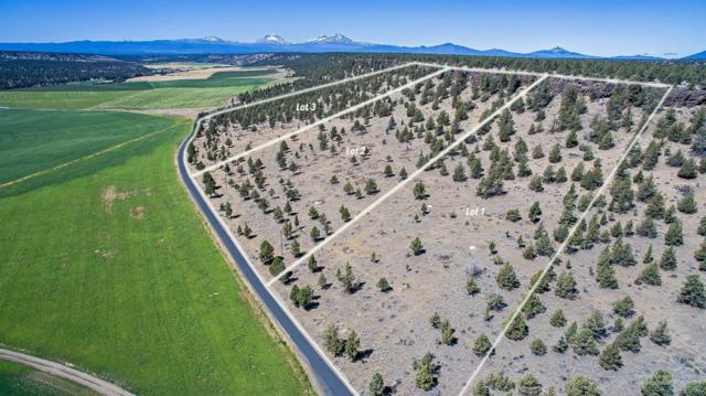70435 NW Lower Valley Drive, Terrebonne, OR 97760 (MLS #201811491) :: Fred Real Estate Group of Central Oregon