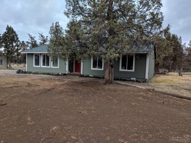 6484 SW Dingo Lane, Terrebonne, OR 97760 (MLS #201811506) :: Central Oregon Home Pros