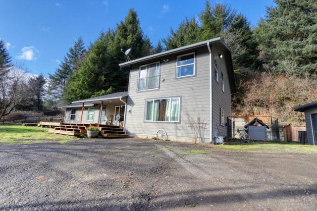 3408 S Beaver Creek Road, Waldport, OR 97394 (MLS #201811536) :: Pam Mayo-Phillips & Brook Havens with Cascade Sotheby's International Realty