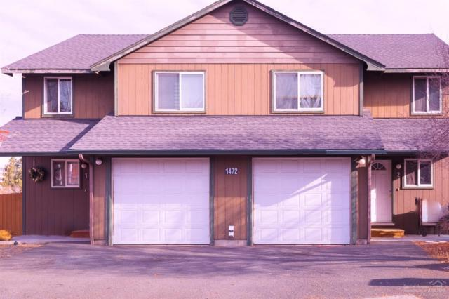 1472 NE Whisper Ridge Drive, Bend, OR 97701 (MLS #201811545) :: Central Oregon Home Pros
