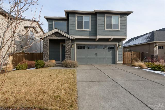 61140 Manhae Lane, Bend, OR 97702 (MLS #201811556) :: Pam Mayo-Phillips & Brook Havens with Cascade Sotheby's International Realty