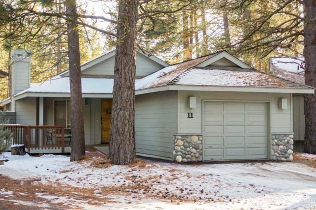 56978 Coyote Lane, Sunriver, OR 97707 (MLS #201811567) :: Pam Mayo-Phillips & Brook Havens with Cascade Sotheby's International Realty