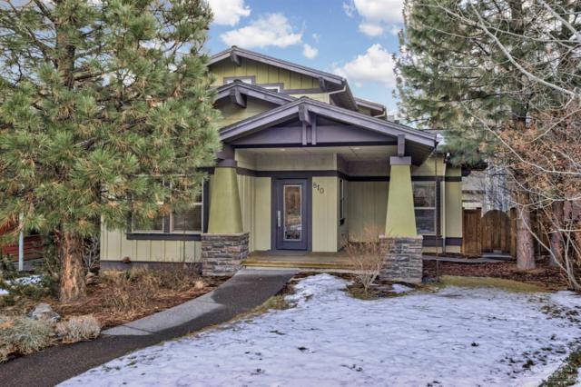 810 NW Fort Clatsop Street, Bend, OR 97703 (MLS #201811577) :: Windermere Central Oregon Real Estate