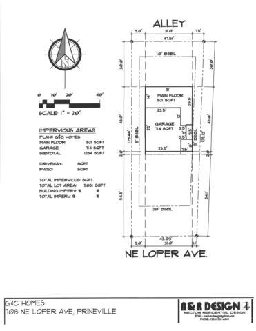 708 NE Loper Avenue, Prineville, OR 97754 (MLS #201811628) :: Windermere Central Oregon Real Estate