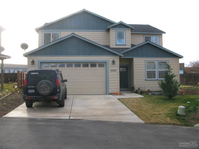 2220 NE Blackfoot Court, Redmond, OR 97756 (MLS #201811714) :: Fred Real Estate Group of Central Oregon