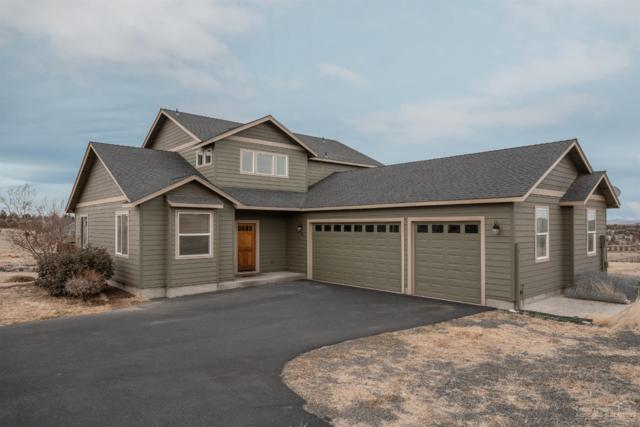 596 SE Nugget Lane, Madras, OR 97741 (MLS #201811748) :: Pam Mayo-Phillips & Brook Havens with Cascade Sotheby's International Realty