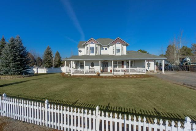 61210 Mount Vista Drive, Bend, OR 97702 (MLS #201900065) :: Fred Real Estate Group of Central Oregon