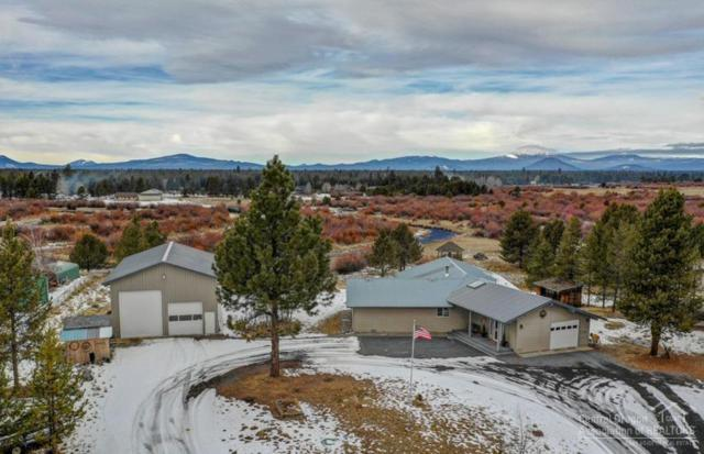 52815 Huntington Road, La Pine, OR 97739 (MLS #201900066) :: Fred Real Estate Group of Central Oregon