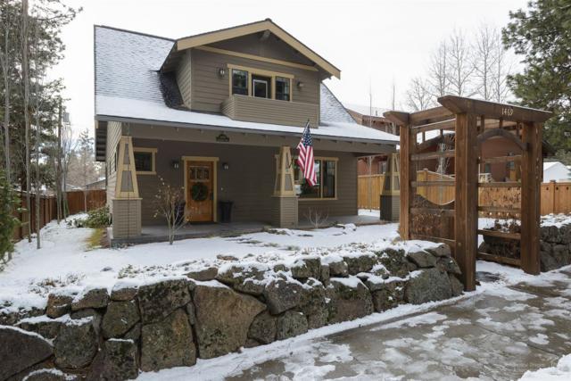 1469 NW Galveston Avenue, Bend, OR 97703 (MLS #201900126) :: Windermere Central Oregon Real Estate