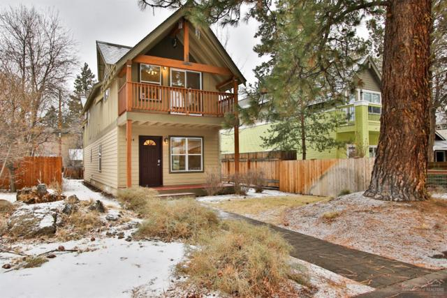 1344 NW Lexington Avenue, Bend, OR 97703 (MLS #201900147) :: Pam Mayo-Phillips & Brook Havens with Cascade Sotheby's International Realty