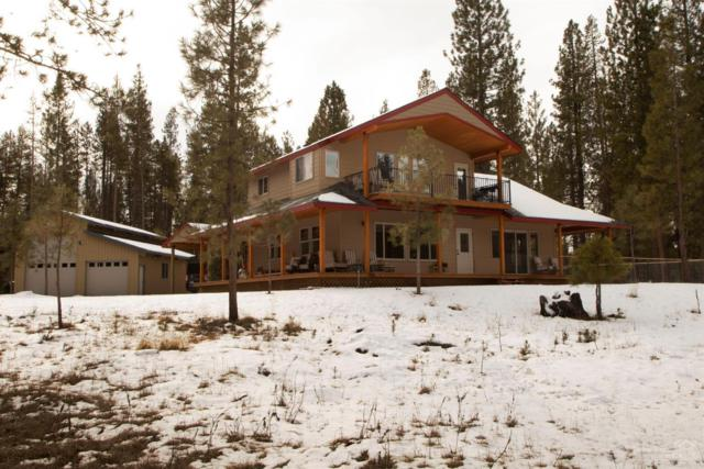 152768 Hackamore Lane, La Pine, OR 97739 (MLS #201900191) :: Team Birtola | High Desert Realty