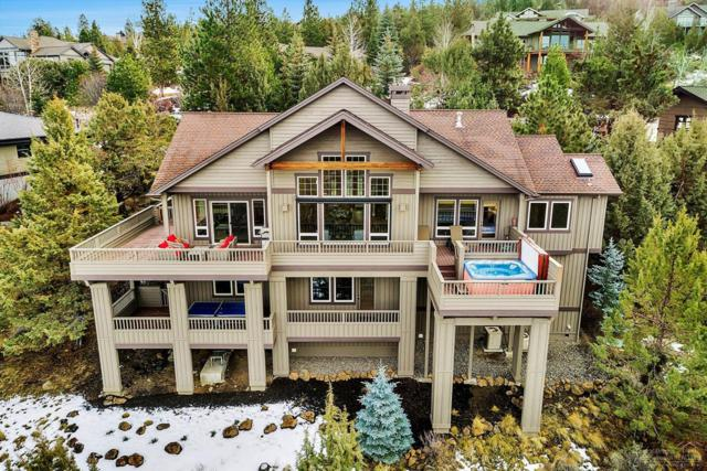 3322 NW Panorama Drive, Bend, OR 97703 (MLS #201900229) :: The Ladd Group