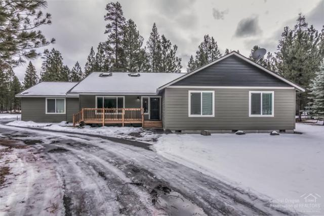 15314 Ponderosa Loop, La Pine, OR 97739 (MLS #201900256) :: Fred Real Estate Group of Central Oregon