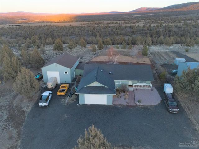 5442 SE Jerry Drive, Prineville, OR 97754 (MLS #201900262) :: The Ladd Group