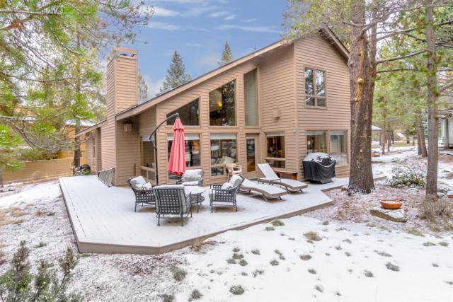 57727 Yellow Pine Lane, Sunriver, OR 97707 (MLS #201900375) :: Fred Real Estate Group of Central Oregon