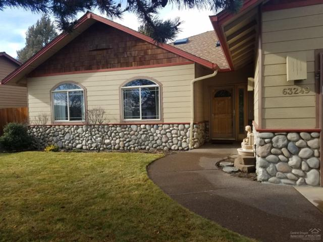 63249 Stonewood Drive, Bend, OR 97701 (MLS #201900393) :: Fred Real Estate Group of Central Oregon