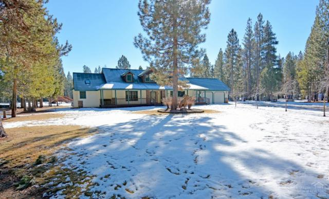 50552 Deer Forest Drive, La Pine, OR 97739 (MLS #201900558) :: Windermere Central Oregon Real Estate