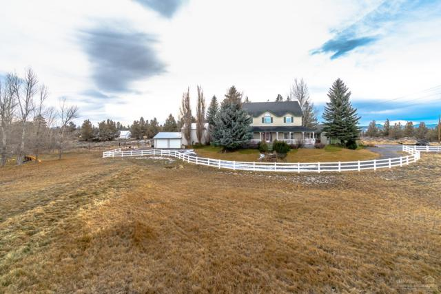 21735 Coyote Drive, Bend, OR 97702 (MLS #201900737) :: Central Oregon Home Pros