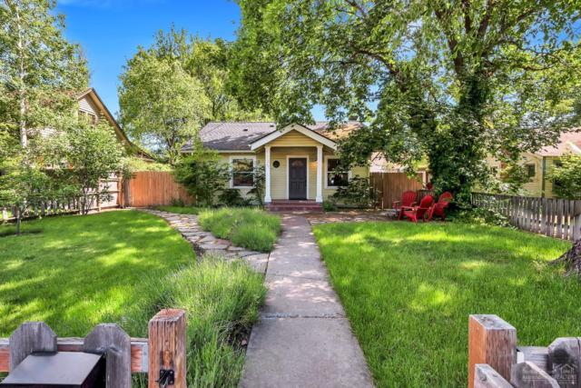 135 NW Florida Avenue, Bend, OR 97703 (MLS #201900780) :: The Ladd Group