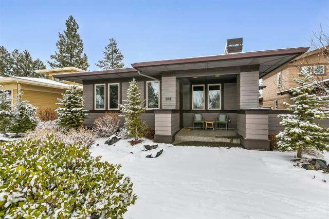 818 NW John Fremont Street, Bend, OR 97703 (MLS #201900807) :: Team Birtola | High Desert Realty